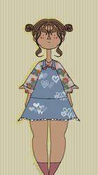 Flower Girl by saranghaesme
