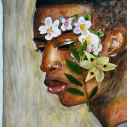 Flower Boy by saranghaesme