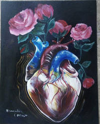 Blooming Heart by saranghaesme
