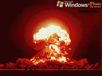 Windows eXPlosion by Bash2cool