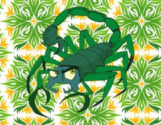 Scorpion by Shipahn