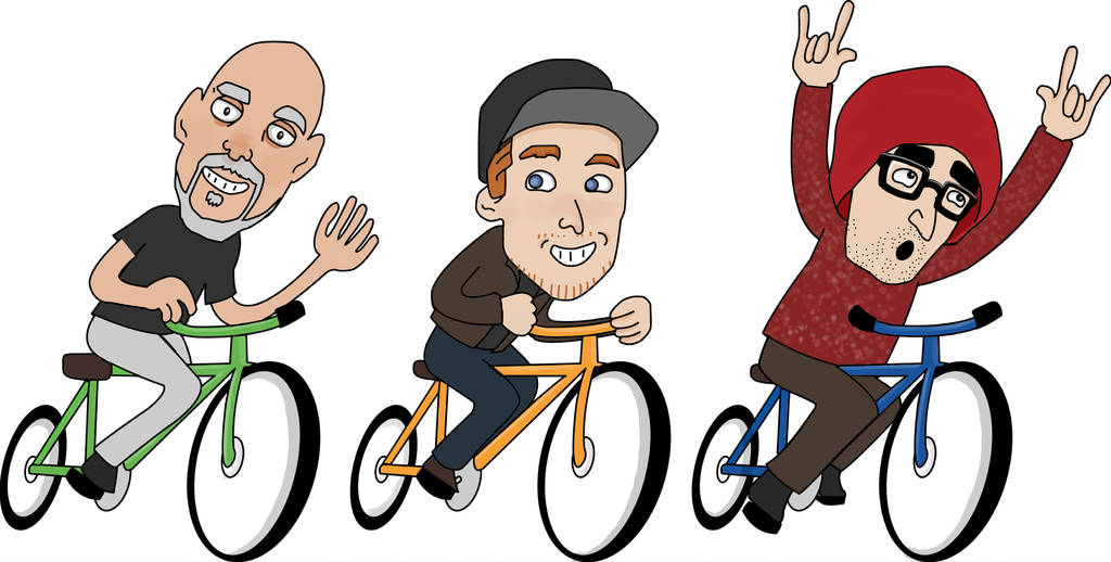 Bikers by Shipahn