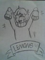 Lemon Boy - Jeremy Fan Art by Luxray79602