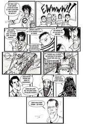 Buck Stone Presents - Eat Fresh! - Page 1 by ManvsRock
