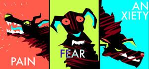 My Three Mortal Enemies by Wilchur