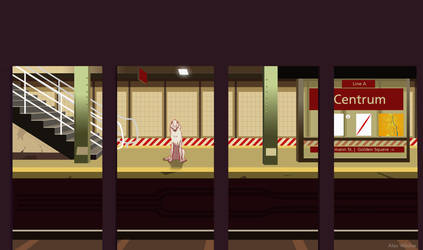 Subway by Wilchur