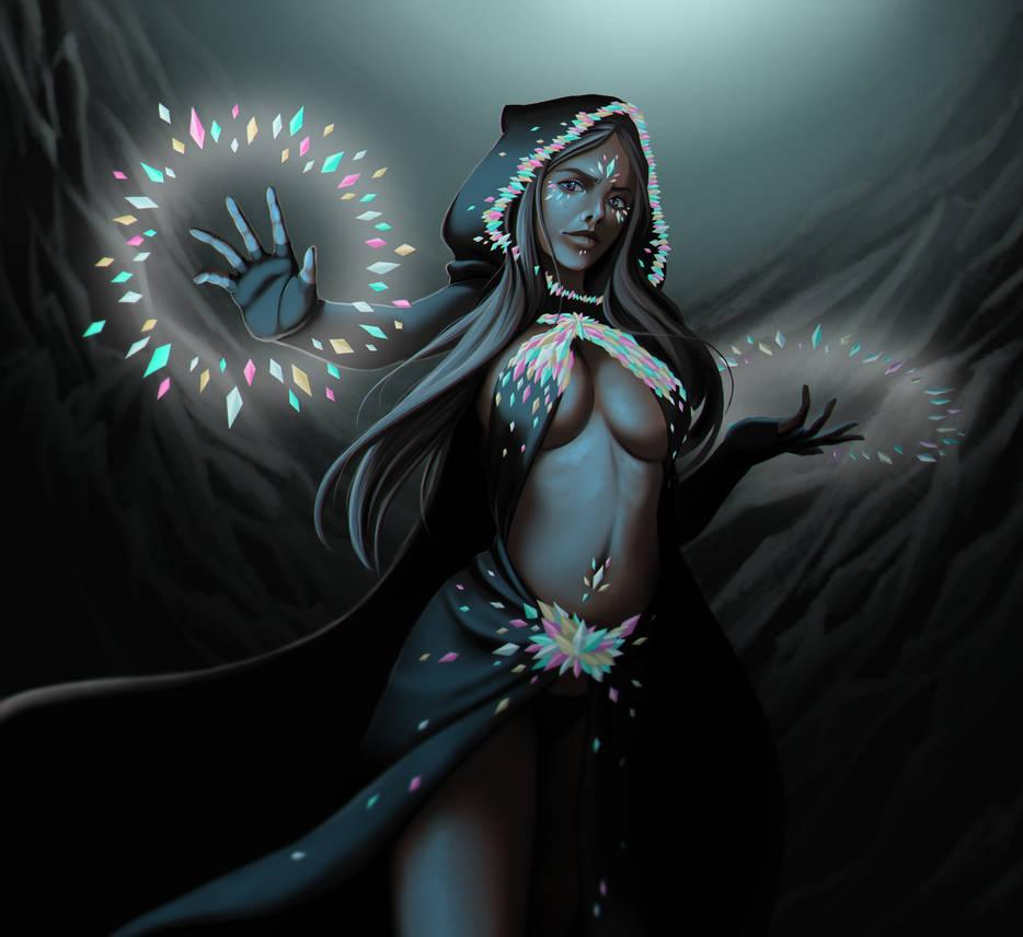 Crystals by JankaLo