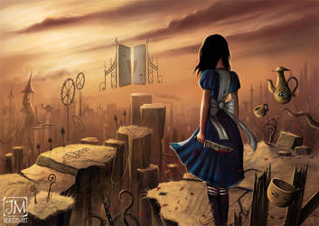 Alice by jerry8448