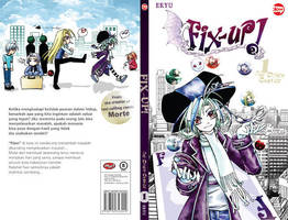 Fix-Up: Publisher Cover Design by ekyu