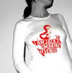 T-shirt by axanne