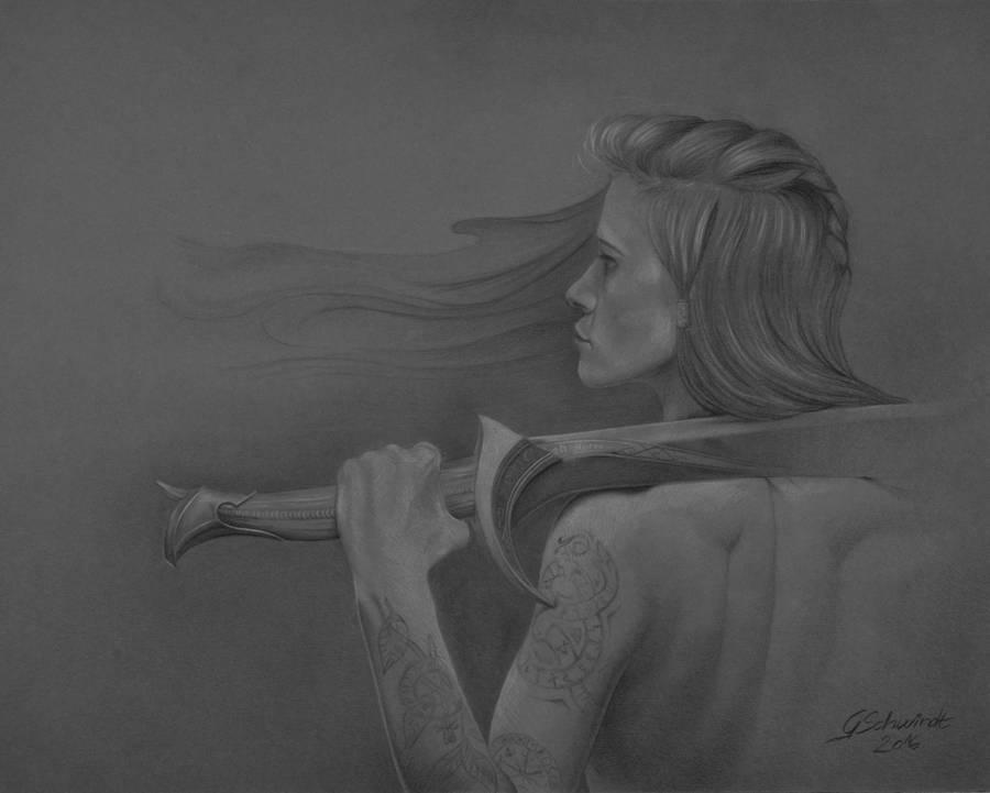 Loki the Viking by gschwindt