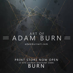 Website Launch by AdamBurn