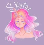 Skylar - Redesign Scrap by Skylar-Arts
