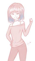 1 #SketchingFriday by Skylar-Arts