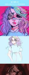 HPA : ART DUMP #17 by yukkurionion