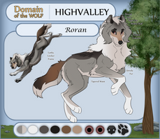 Roran - Barbarian Prince by WynBird