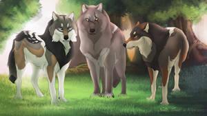 Family, Duty, Honour - Collab by WynBird