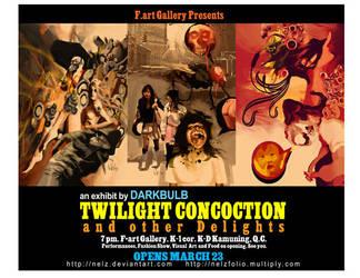 Twilight Postcard or Invite 3 by NELZ