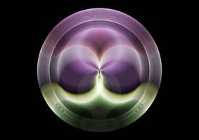 Color fractal by Zwartmetaal