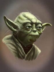 Yoda by Maxiator