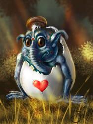 Wonder egg by Maxiator