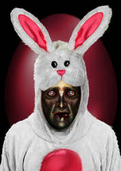 Bunny Needs Hugs by LemonAndJam