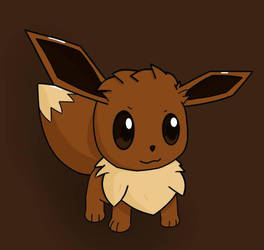 Eevee by Soupified