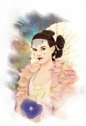 Padme Amidala by Egirin