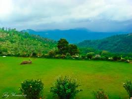 Huna Falls Hotel  Kandy 2 by yesmeena