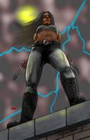 X-23 Hero by Dan-DeMille