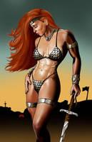 Red Sonja by Dan-DeMille