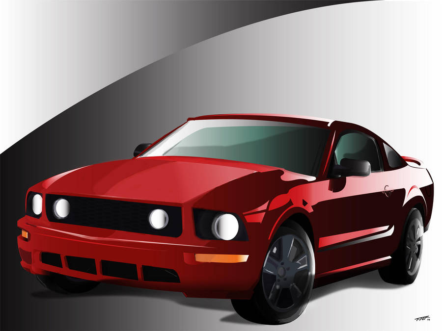 mustangConcept_by_ToferVs by ToferVs