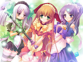 anime by tinklefish13