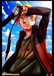 Naruto Uzumaki by JConscio