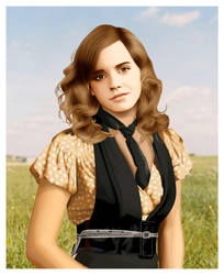 Emma Watson by m0nobody