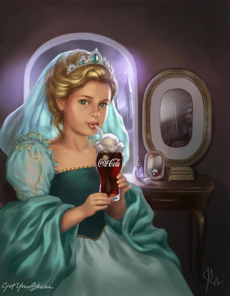 Coke Princess by jwohland