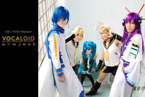 Vocaloid project - preview by Yukirin-Shita