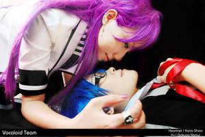 Magnet - You are my PRINCESS by Yukirin-Shita