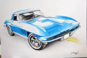 Corvette C2 by Mipo-Design