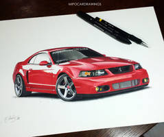 Mustang Cobra by Mipo-Design