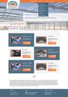 Stalmex - metal constructions company version 1 by miguslaw