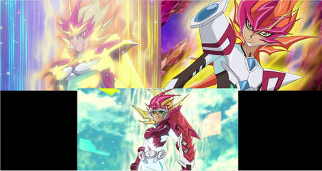 Zexal Power Fusion 1,2,3 by Just-Call-Me-Sonic
