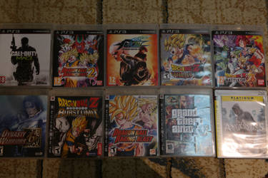 This is my PS3 Games by Just-Call-Me-Sonic