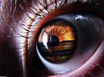 Sea in my eye by lidlshmidl