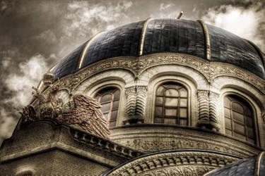 Orthodox Church by Graphirus
