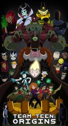 Team Teen: Origins by Devicon