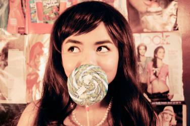 Tashi: Candy Pop by kunebitt