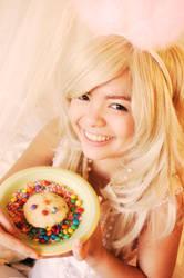 Tashi: Happy Sweets ii by kunebitt