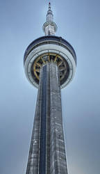 CN Tower by MyPhotos-Chris