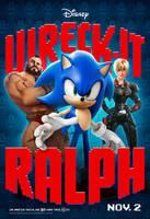 Wreck-It Ralph Poster #3 by wolfiisaur